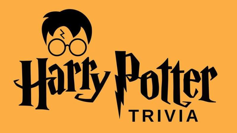 Wow! Wednesday: Harry Potter Trivia