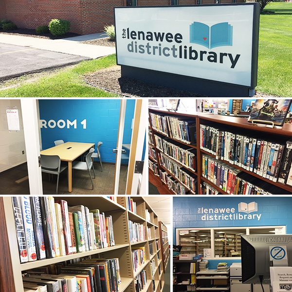 Branches | Lenawee District Library
